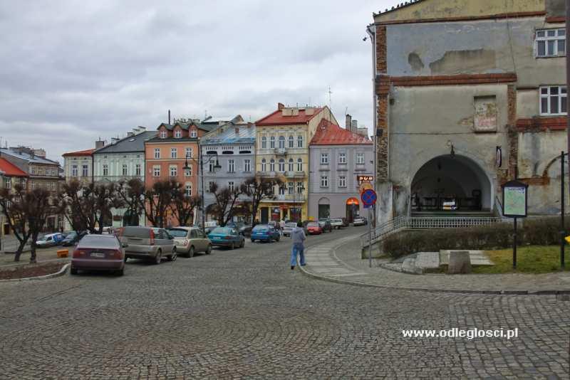 Widok na rynek - Przemyśl. Zdjęcie nr 57 / 109